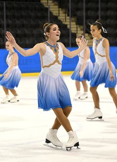 Competition Recap: 2017 Midwest & Pacific Coast Synchronized Skating Championships - Saint Louis Synergy - Intermediate - Free Skate