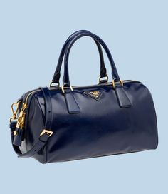 thailand replica handbags - SAFFIANO LUX CALF LEATHER TOP-HANDLE BAG DOUBLE HANDLE DETACHABLE ...