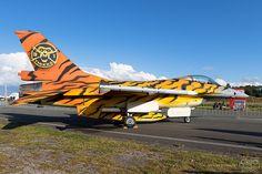 F-16AM FA-77 31 Sqn NATO Tiger Meet 2016 Belgian Air Force… | Flickr