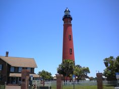 Near Daytona and St Augustine. I love the strength and mystery behind light houses