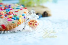 Hey, I found this really awesome Etsy listing at https://www.etsy.com/listing/205749331/strawberry-jam-cookies-in-a-jar-necklace