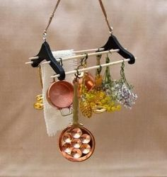 Clothes Airer or Pot Hanger