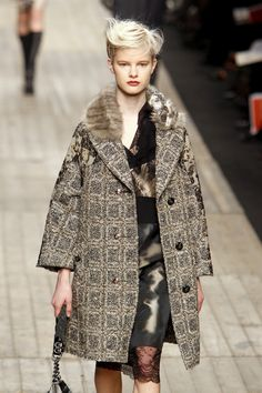 Antonio Marras at Milan Fall 2010