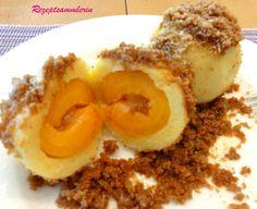 Rezept: Dessert:   MARILLENKNÖDEL Bild Nr. 508
