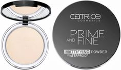 Catrice  Prime And Fine Mattifying Powder Waterproof: rated 5.0 out of 5 on MakeupAlley.