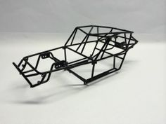 Custom RC Crawler Cage Tube Chassis Mattzilla Southern Buggy Axial Wraith SCX10