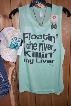 Check out our new arrivals! Floatin the river... Use code FSB16 & receive FREE SHIPPING!  #Frogstones #Boutique #shoplocal #Apparel #shopping