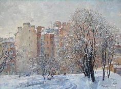 Коллекция работ художника Роберта Мифа