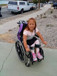 Kaylee: A Story of Cerebral Palsy, Tremendous Endurance, and A Heart That Always Draws a Smile
