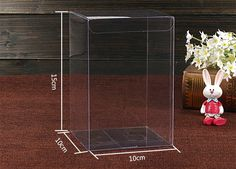 Find More Jewelry Packaging & Display Information about 20pcs 10*10*15cm Transparent waterproof PVC boxes Packaging plastic Clear box storage for food/jewelry/Candy/Gift/cosmetics,High Quality boxes and bags wholesale,China box dock Suppliers, Cheap box tip from Playful beauty department store on Aliexpress.com