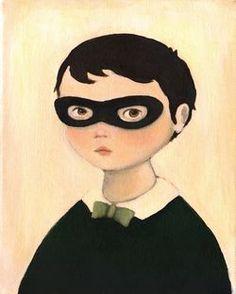 Bandit Boy, Emily Winfield Martin