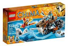 LEGO® Chima 70220 - Strainorova šabľová motorka