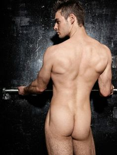 Indulge your senses with the beauty of the male shapes!