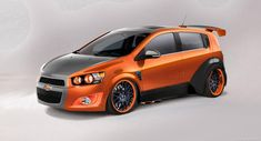 Chevy Sonic...the next Nile-Mobile