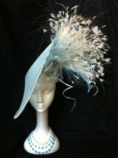 BY TIFFANY AREY #millinery #hats #HatAcademy