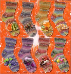 reduziert Opal Sockengarn - Sweet & Spicy | Martinas Bastel- & Hobbykiste