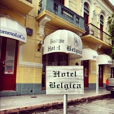 Hotel Belgica - Ponce, Puerto Rico