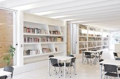 Galería - Biblioteca Pública Taltal / Murua-Valenzuela - 16