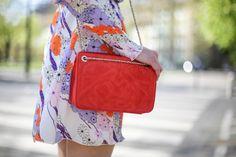 look printemps carven la redoute sac sezane belli - the brunette french fashion blog