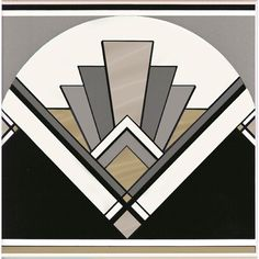Going to have my artist son-in-law draw this for my art deco bedroom.