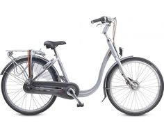 Sparta Entree - speciale fiets. Veilig en zeker fietsen met extra lage instap.