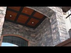 Southern Hackett Manufactured Stone Veneer from Kodiak Mountain Stone Manufactured Stone Veneer, Southern, Mountain, Projects, Home Decor, Videos, Log Projects, Homemade Home Decor, Decoration Home