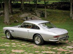 1967 Ferrari 330 GT 2+2   Series II   Colombo V12, 3,967 cm³   300 bhp   Design: Pininfarina