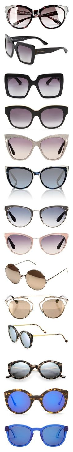 8ab2a301415e Pre-owned Chrome Hearts Orbi Butterfly Sunglasses (620 CAD) ❤ liked on  Polyvore featuring accessories