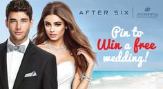 Pin To Win A Free Wedding Ends Jan 15th 2017 Occidental Hotels Resorts