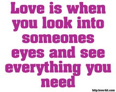 #eyes #look #love #everything #you #need