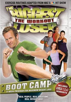 Best Workout Video Biggest Loser DVD