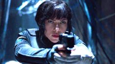 GHOST IN THE SHELL - Official Teaser Trailer (2017) Scarlett Johansson S...