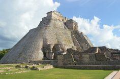 Meksyk Uxmal Jukatan