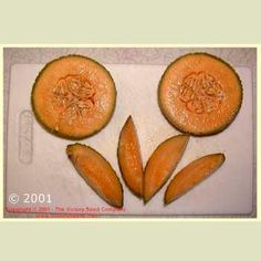 Honey Rock Muskmelon - 80 days (Victory)