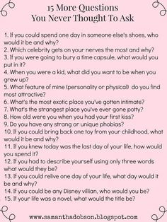 New funny relationship questions friends 15 ideas Questions To Ask Crush, Date Night Questions, Questions To Get To Know Someone, Getting To Know Someone, Dating Questions, 20 Questions, Relationship Questions Game, Icebreaker Questions, Friend Questions