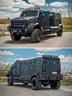 Gurkha Armored Tactical Vehicles Now Available for