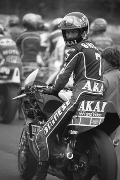 Barry Sheene Yamaha Yzr 500 1980