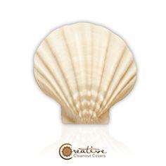 Balboa Seashell - Paint Grade White