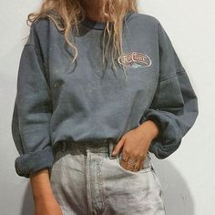 Moda vintage outfits woman clothing Ideas for 2019 Mode Outfits, Retro Outfits, Casual Outfits, Fashion Outfits, 90s Style Outfits, Vintage Style Outfits, Casual Wear, Summer Outfits, High School Outfits