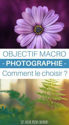 Vous vous intéressés à la photo macro / macrophotographie ? Je vous présente l'ensemble des éléments à connaitre pour choisir votre objectif macro : focale, poids, taille, rapport de reproduction, etc. Je vous parle aussi des accessoires photos spécialisées pour la macro. Alors quel est le meilleur objectif macro Canon ou Nikon ? #photo #photographie Accessoires photos apprendre la photographie   débuter en photographie   conseils photographie   photographie astuce