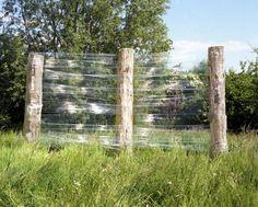 Love dutch art! Jaap Scheeren Plastic Trees