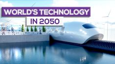 The World in 2050: Future Technology - YouTube Types Of Technology, Computer Technology, Science And Technology, Future Technology Predictions, Future Of Science, Magnetic Levitation, Future Gadgets, New Inventions, Nanotechnology