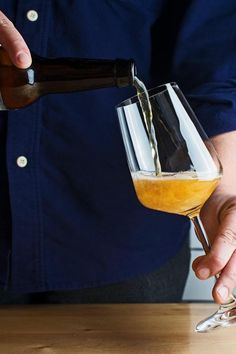 Deciding on a beer can be tricky, especially if wine is more your thing. So we got a Master Somm to weigh in on the best gateway beers for curious winos