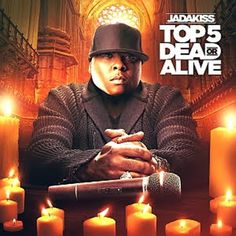 Jadakiss - Top 5 Dead or Alive [Mixtape]- http://getmybuzzup.com/wp-content/uploads/2015/07/jadakiss.jpeg- http://getmybuzzup.com/jadakiss-top-5-dead-or-alive/- Check out this audio mixtape from Jadakiss entitled 'Top 5 Dead Or Alive'.Enjoy this audio stream below after the jump. Follow me:Getmybuzzup on Twitter Getmybuzzup on Facebook Getmybuzzup on Google+ Getmybuzzup on Tumblr Getmybuzzup on Linkedin Getmybuzzup on Pinterest L...- #Jadak