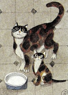 Adelita and Pancho by arthurvankruining, via Flickr