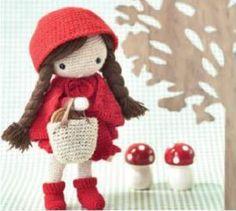 800 схем амигуруми на русском: Кукла и одежда для нее