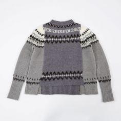 70% Acrylic / 30% Wool Sweater