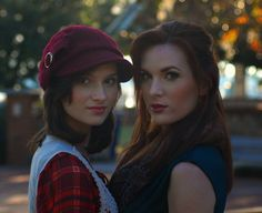 Brianna and Sarah Harris with Trinity River Band,  Brianna, Fiddle player and Sarah, lead singer and Mandolin player .... 2014 photo shoot in St. Mary's, GA