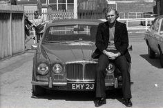 bobby moore jaguar XJ 6 1972
