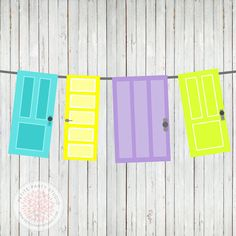Make a door banner. Or buy the Printable Door Banner - Monsters Inc University Inspired - Petite Party Studio Monster Party, Monster Birthday Parties, Party Monsters, Disney Monsters, Monster University Party, Monsters Inc University, Monsters Inc Doors, Monster Door, Happy Birthday Banners